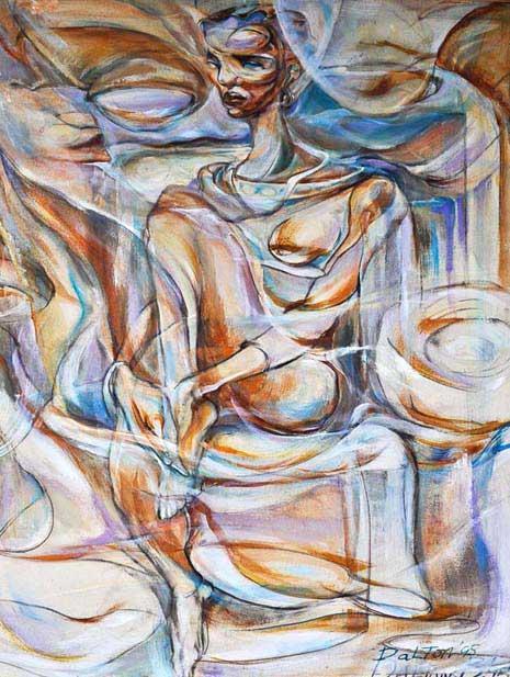 Dalton Brown, Sonya's Spirit, 1995.