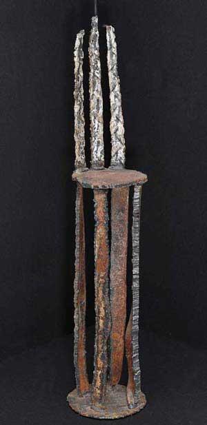 Faheem Majeed, Empty Chair, 2005.