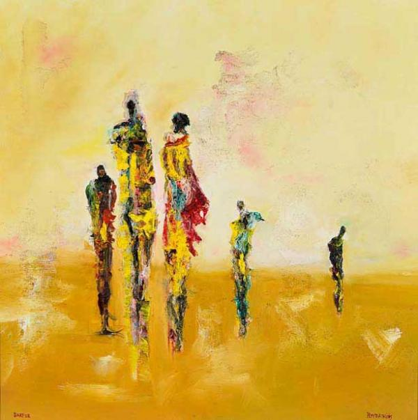 Floyd Atkins, Darfur, 2006.