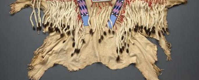 An Apsáalooke war shirt will be included in the Field Museum's upcoming Apsáalooke Women and Warriors exhibition.