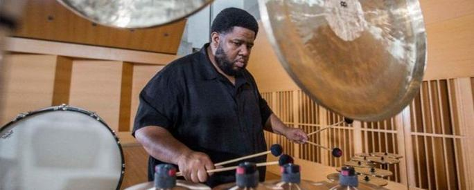 Tyshawn Sorey will be among several innovative musicians featured during the first season of the Chicago Center for Contemporary Composition. - Original Credit: John D. and Catherine T. MacArthur Foundation (/ HANDOUT)