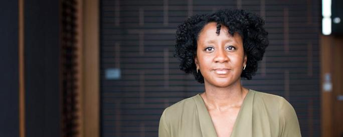 Yesomi Umolu will be the artistic director of the 2019 Chicago Architecture Biennial. (Chicago Architecture Biennial)