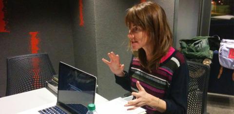 Hannah Brooks-Motl (PhD student, English)