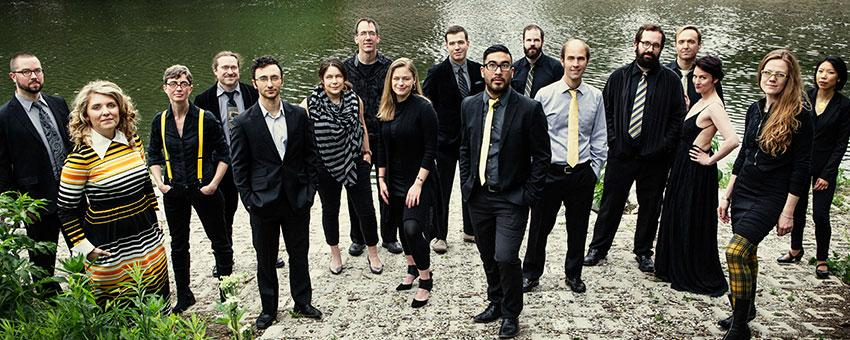 Ensemble Dal Niente, photo © Drew Reynolds