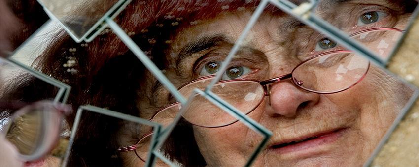 Agnes Varda, 'Autoportrait' (2009)