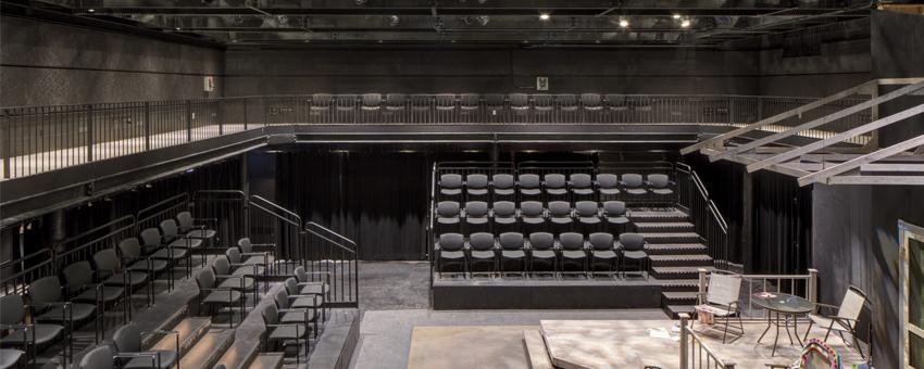 Theater West, Logan Center