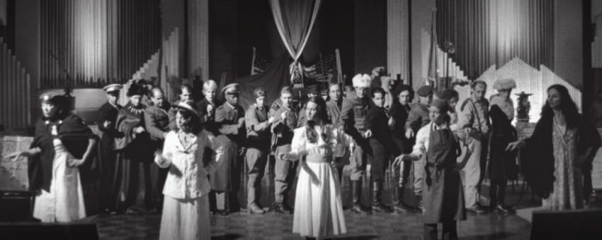 Catherine Sullivan & Company: Inaugurals