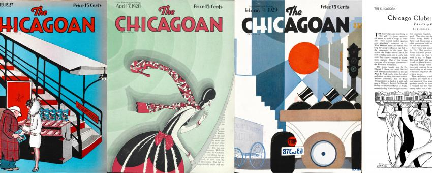 Images from the Chicagoan website