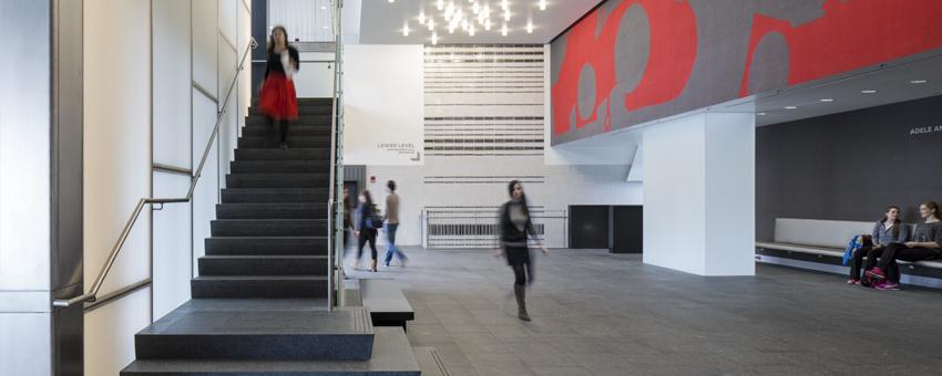 Gidwitz Lobby Grand Stairway