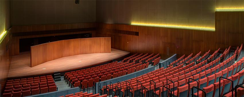 Logan Center Performance Hall