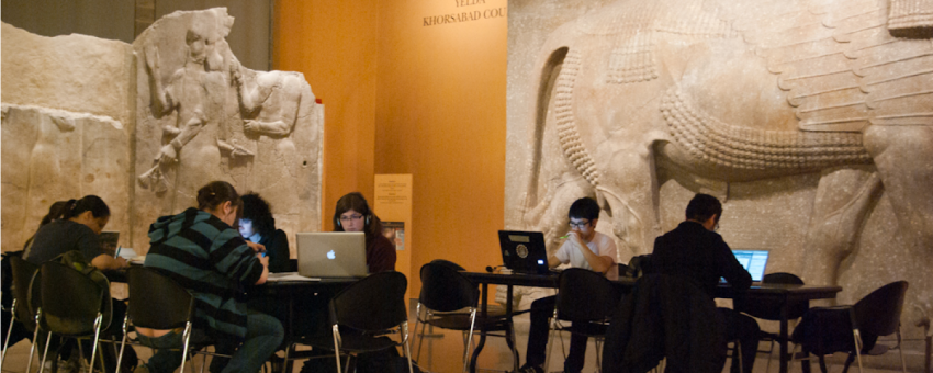 Study at the Oriental Institute