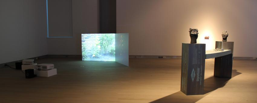 2012 MFA Thesis Exhibition. DOVA. University of Chicago