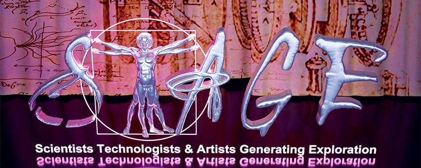 STAGE: (Scientists, Technologists, and Artists Generating Exploration)