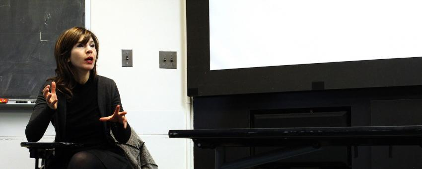 Yael Hersonski, Visiting Filmmaker