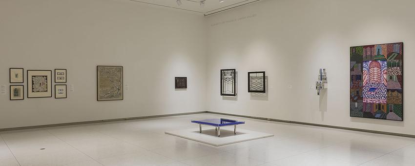 Smart Museum galleries