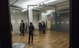 Feedback at the Arts Incubator