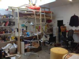 Tucker Rae-Grant's Studio