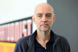 Daniel Clowes (photo: Heather Charles, Chicago Tribune)