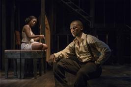 """Scene from Court Theatre's """"Native Son"""""""