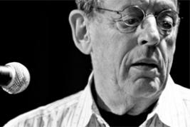 Philip Glass (photo by João Milet Meirelles, CC BY-NC 2.0)