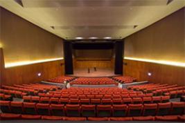 Logan Center Performance Hall (photo by Jason Smith)
