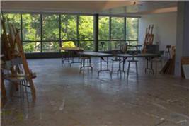 Visual Arts Classroom (Painting)