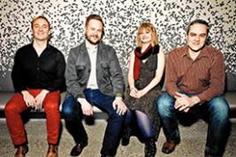 Spektral Quartet (photo: Drew Reynolds)