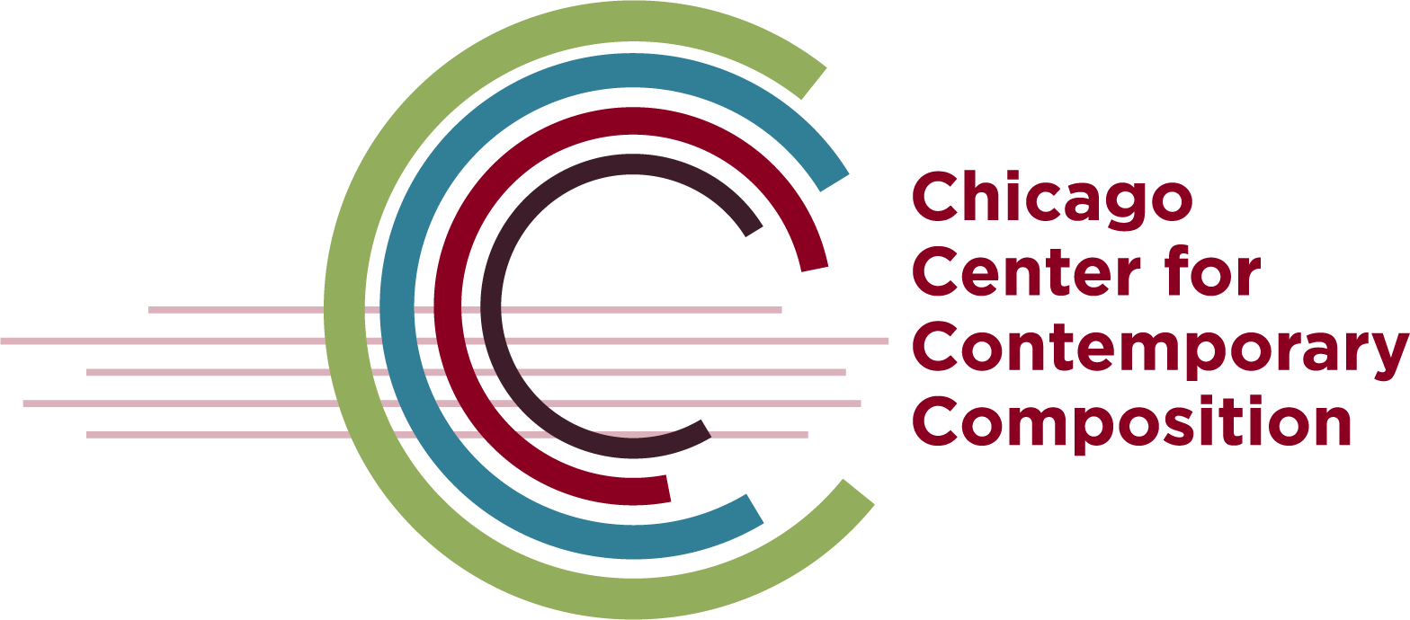 Chicago Center for Contemporary Composition logo