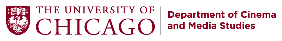 University of Chicago Department of Cinema and Media Studies
